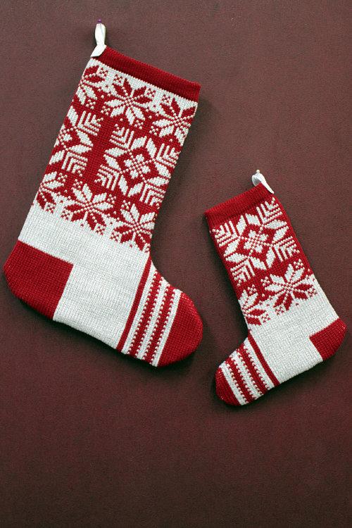 Носки для подарков связать 52